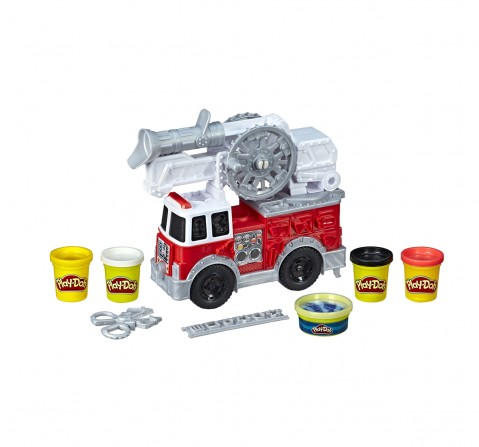 Play-Doh Fire Truck Clay & Dough for Kids age 3Y+