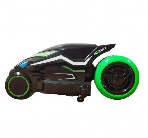 Silverlit Motordrift Scale 1:18 (Incredible Stunt Bike) Speed 7Km/H Remote Control Toys for Kids Age 5Y+