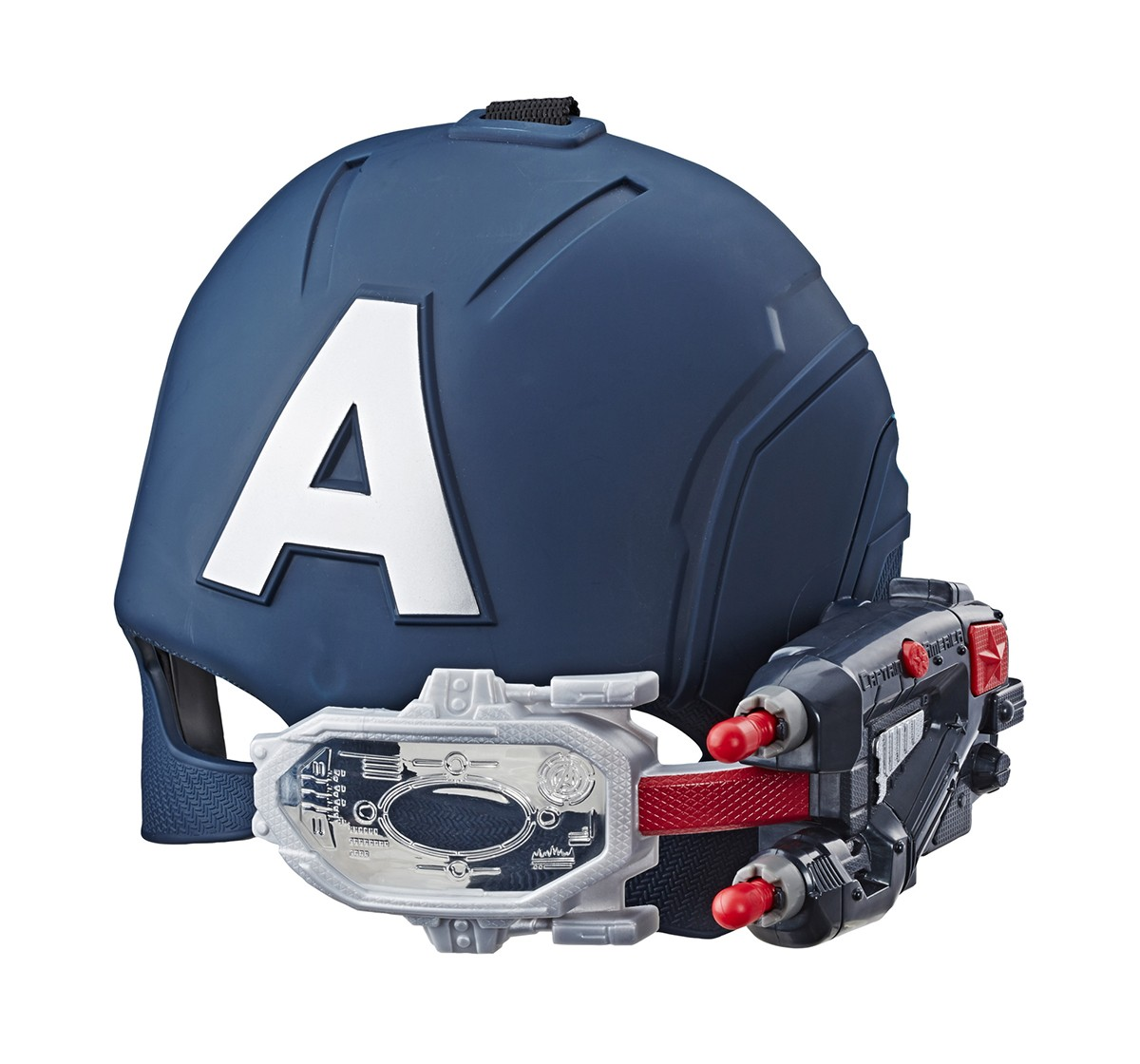 Marvel Avengers Captain America Scope Vision Helmet Action Figures for BOYS age 5Y+