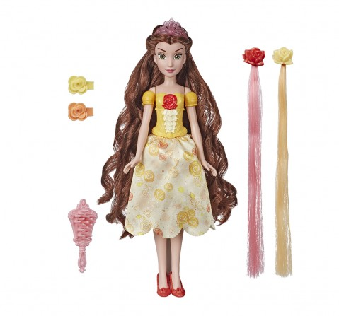 Disney Princess Hair Style Creations Belle Dolls & Accessories for GIRLS age 3Y+