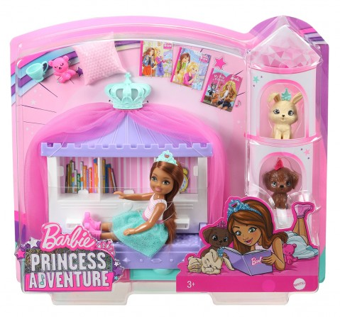 Barbie Chelsea Princess Playset,  Dolls & Accessories for Boys age 3Y+ (Assorted)