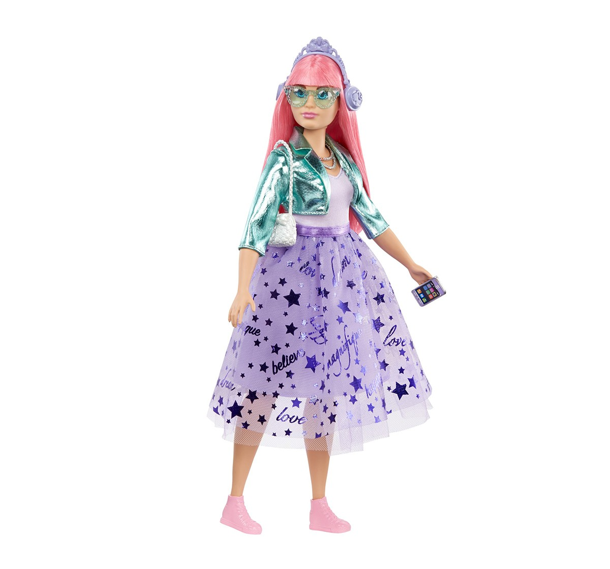 Barbie Deluxe Princess Doll,  Dolls & Accessories for Girls age 3Y+ (Assorted)