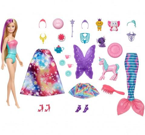 Barbie Advent Calendar Dolls & Accessories for Girls age 3Y+