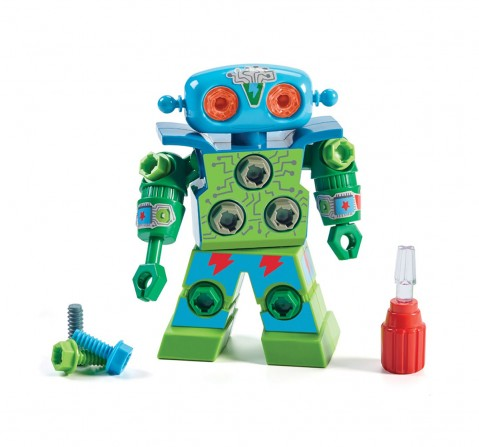 Learning resources design and drill robot Robotics for Kids age 3Y+