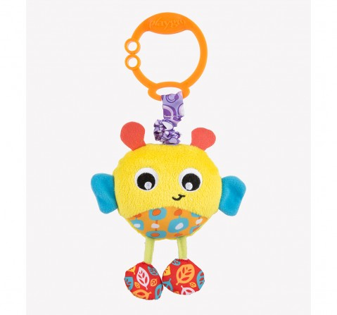 Playgro wiggling bertie bee New Born for Kids age 0M+