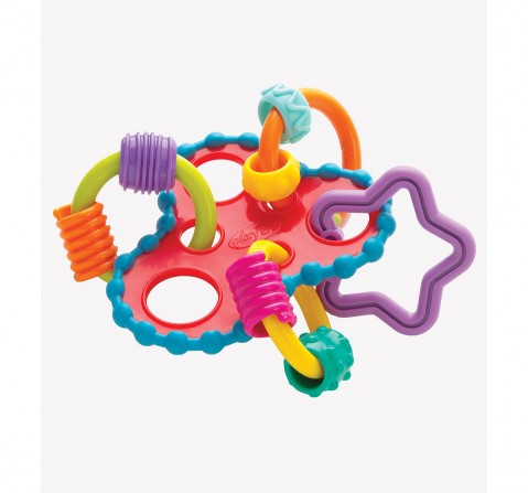 Playgro roundabout rattle New Born for Kids age 3Y+
