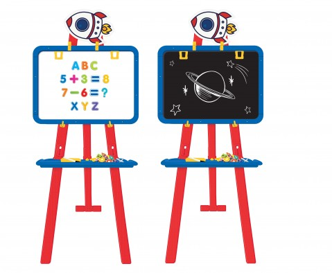 Youreka Space 5 In 1 Standing Easel