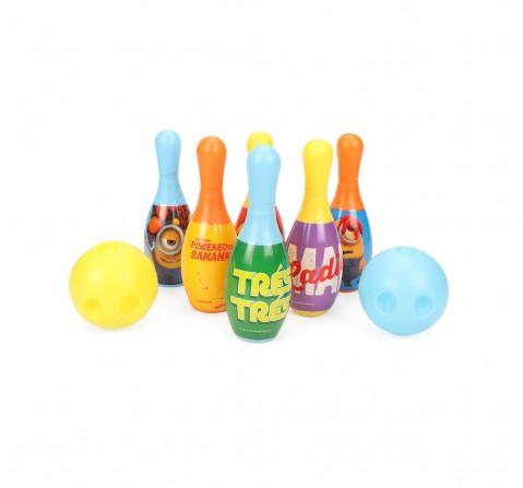 Minion Bowling Set, 2Y+ (Multicolor)