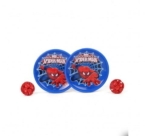 Spiderman Catch Ball Set, 2Y+ (Red)