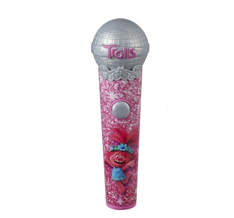 Trolls Poppys Microphone Collectible Dolls for Girls Age 4Y+