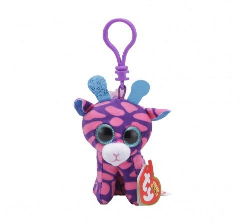 Ty SKY HIGH - Giraffe Clip Plush Accessories for Kids age 3Y+ - 8.5 Cm