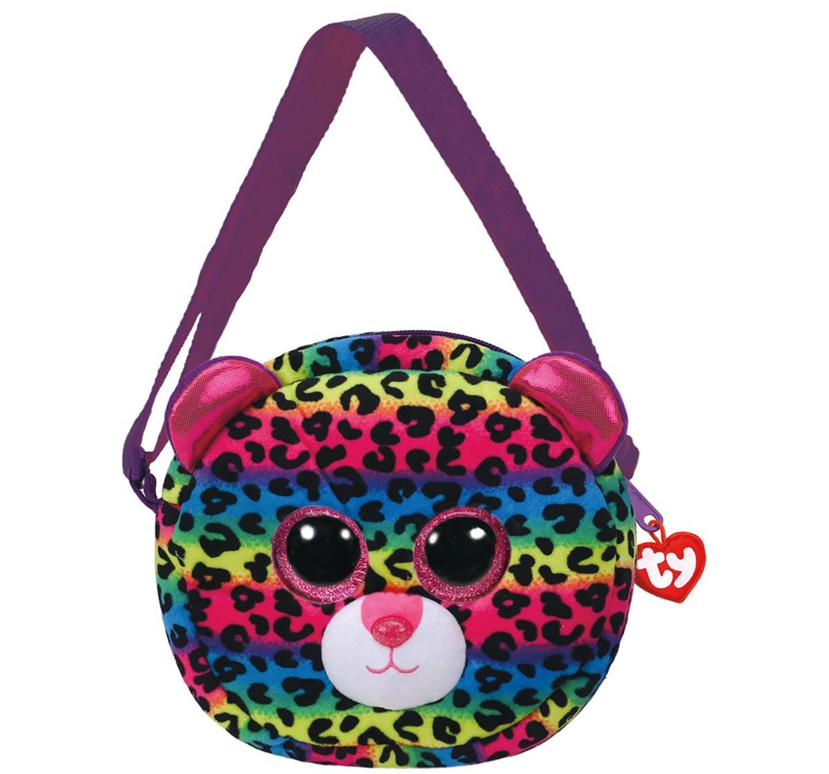 Ty DOTTY - Shoulder Bag Plush Accessories for Kids age 3Y+ - 15 Cm