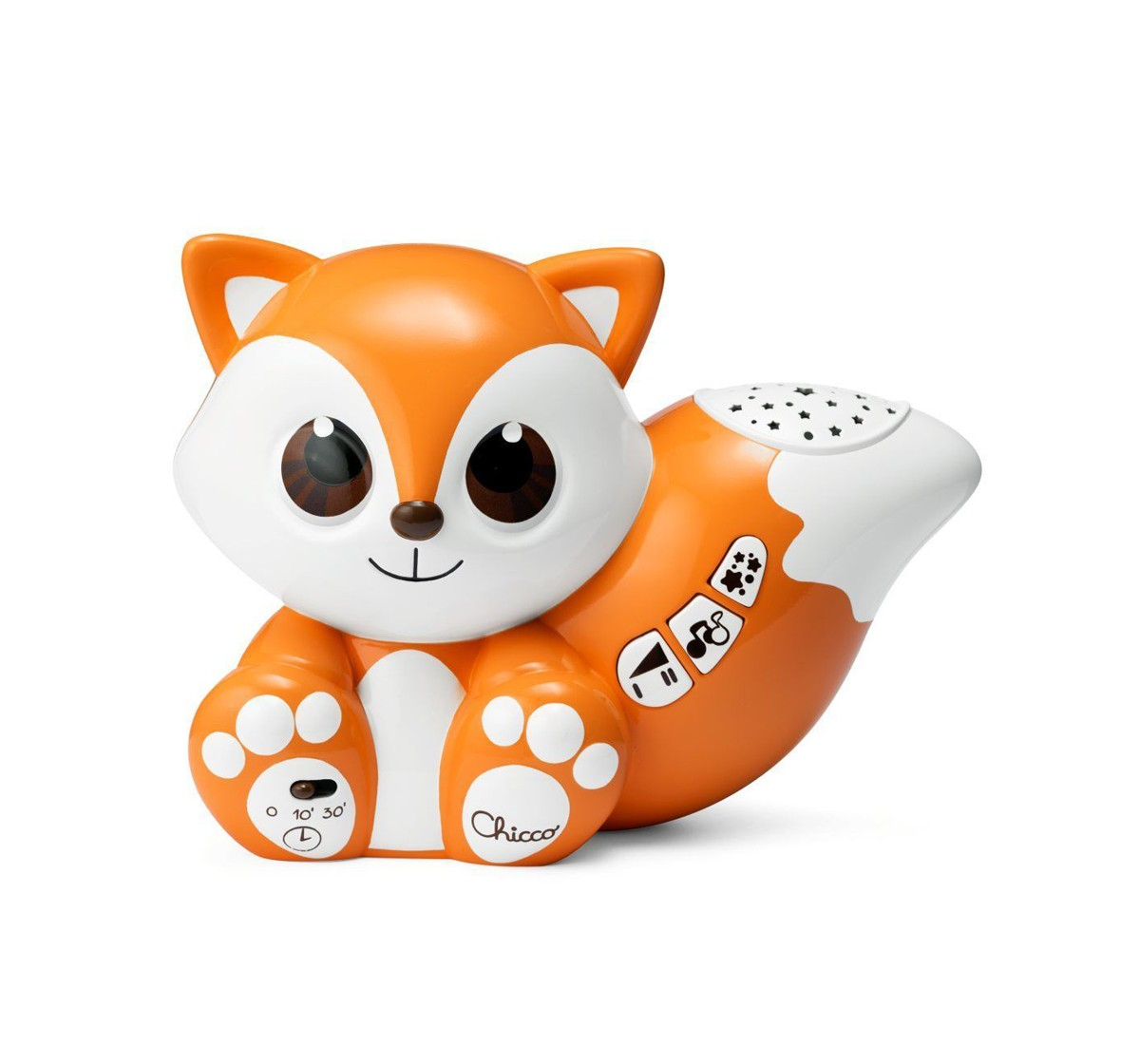 Chicco Foxy Musical Projector for New Born Kids age 0M+