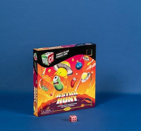 Diicii Astro Hunt Board Games for Kids age 4Y+