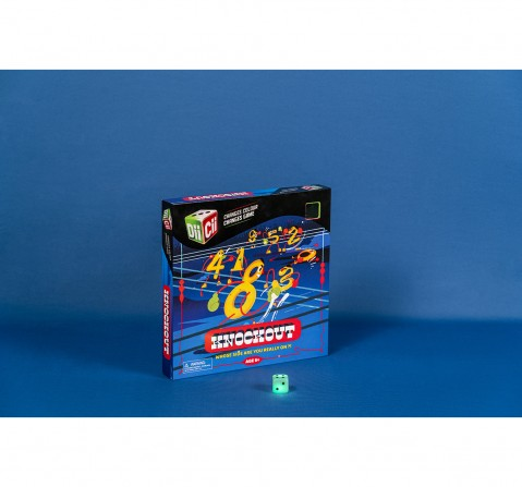 Diicii Knock Out Board Games for Kids age 5Y+