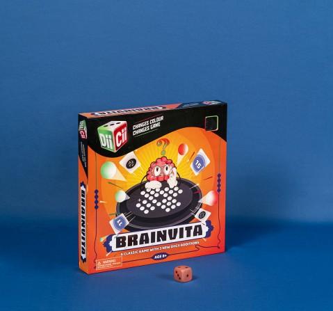 Diicii Brainvita Board Games for Kids age 8Y+