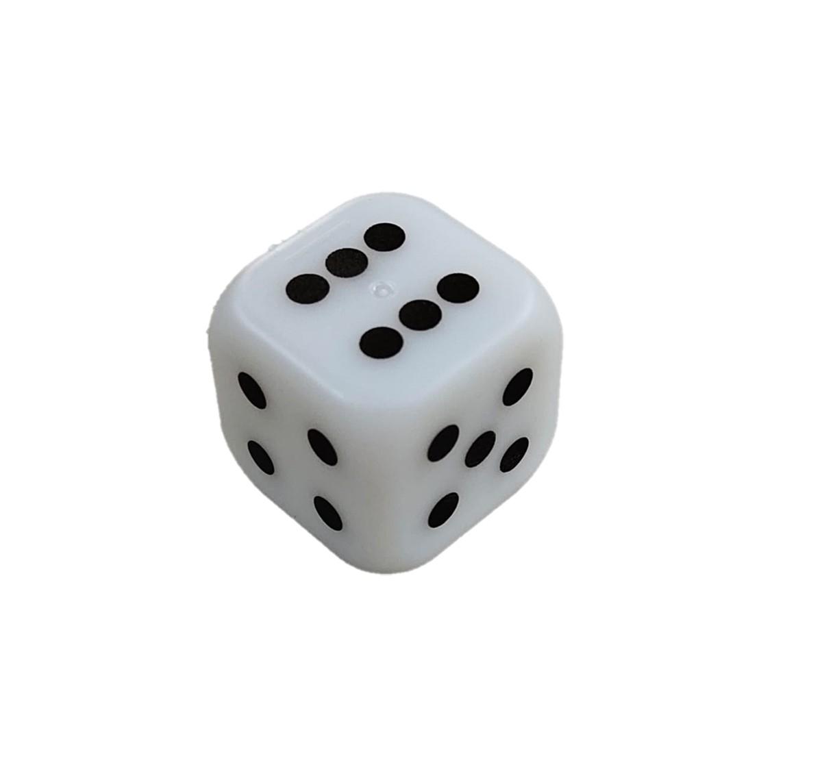 Diicii Single Dice Board Games for Kids age 4Y+