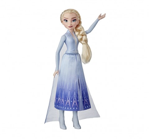 Disney's Frozen 2 Elsa Fashion Doll With Long Blonde Hair, Skirt, and Shoes, Elsa Toy Inspired by Disney's Frozen 2  Dolls & Accessories for GIRLS age 3Y+