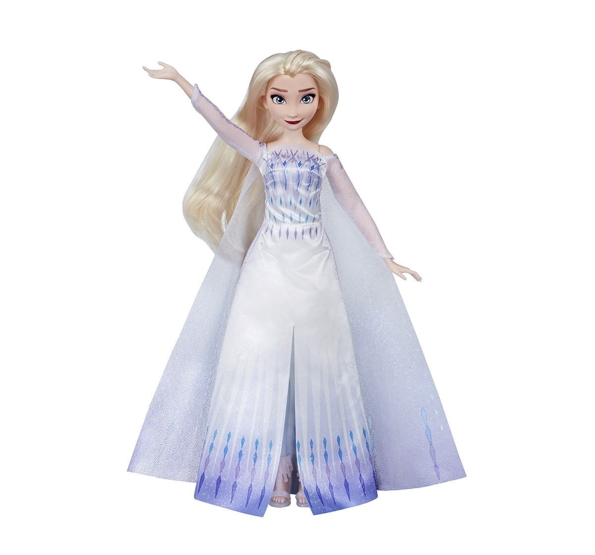 """Disney Frozen Musical Adventure Elsa Singing Doll, Sings """"Show Yourself"""" Song from Disney's Frozen 2 Movie, Elsa Toy for Kids  Dolls & Accessories for GIRLS age 3Y+"""