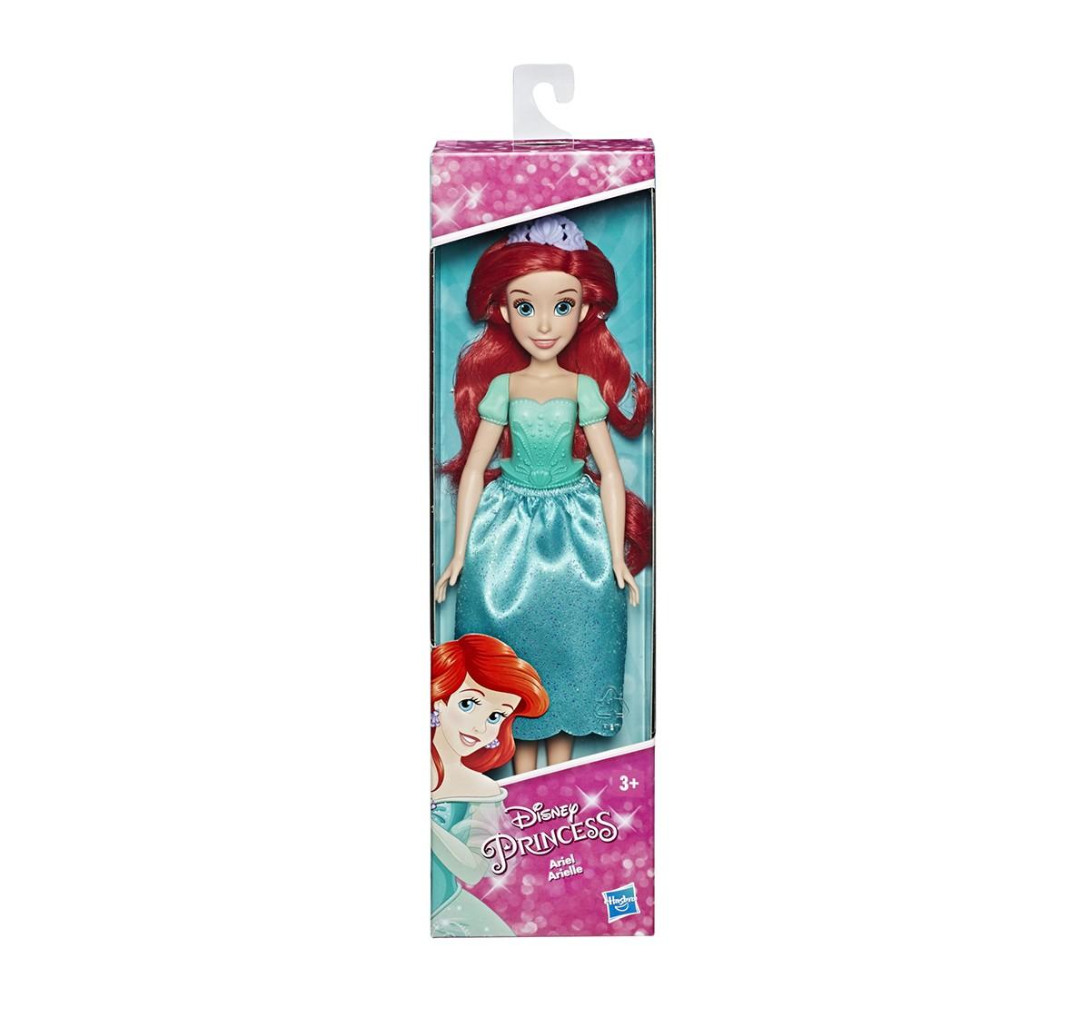 Disney Princess Ariel Fashion Doll & Accessories for GIRLS age 3Y+