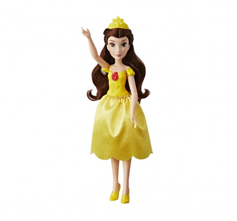 Disney Princess Belle Fashion Doll & Accessories for GIRLS age 3Y+