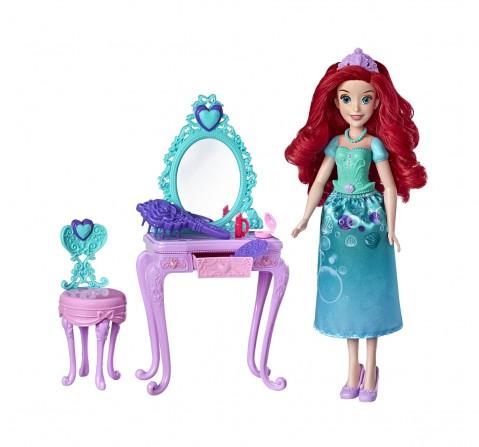 Disney Princess Ariel's Royal Vanity Dolls & Accessories for GIRLS age 3Y+