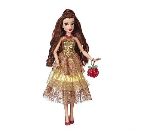 Disney Princess Style Series, Doll in Contemporary Style with Purse and Shoes Dolls & Accessories for GIRLS age 6Y+