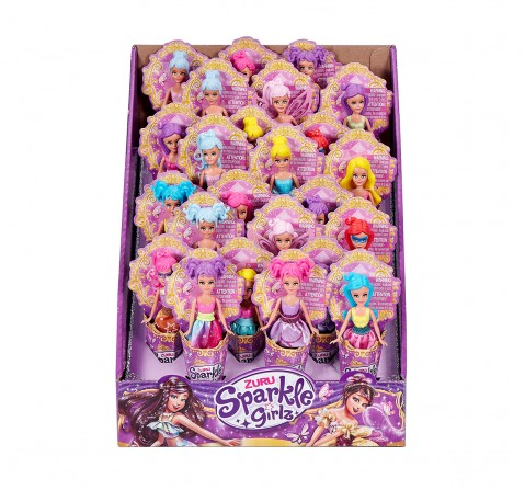 Sparkle Girlz Mini Cone Dolls & Accessories for Girls age 3Y+