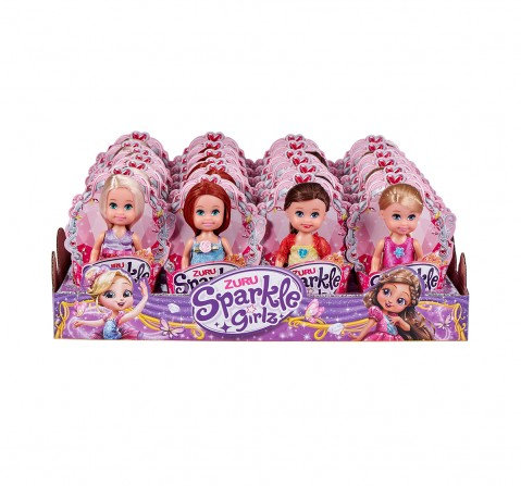 Sparkle Girlz Princess Cupcakes Dolls & Accessories for Girls age 3Y+