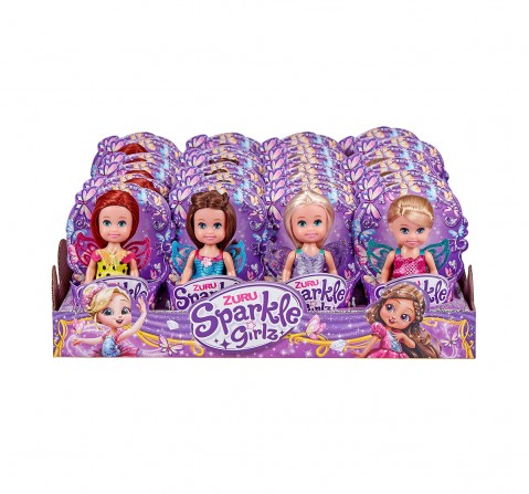 Sparkle Girlz Fairy Cupcakes Dolls & Accessories for Girls age 3Y+