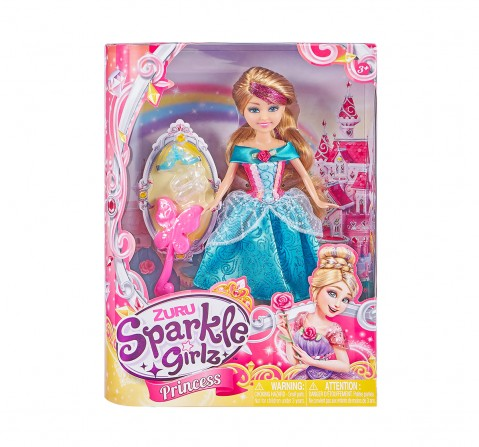 Sparkle Girlz Princess with Accessories Doll for Girls age 3Y+