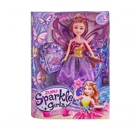 Sparkle Girlz Fairy  with Accessories Dolls for Girls age 3Y+