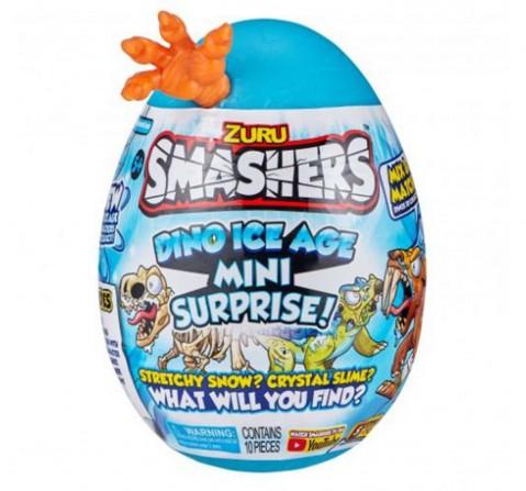 Zuru Smashers Dino Ice Age Mini Surprise Egg , 5Y+