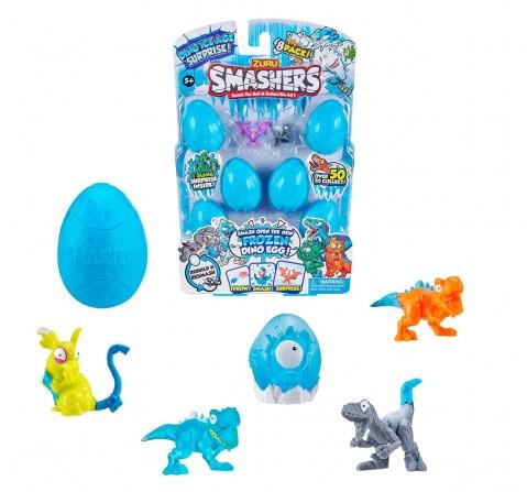 Zuru Smashers Dino Ice Age 8-Pack , 5Y+