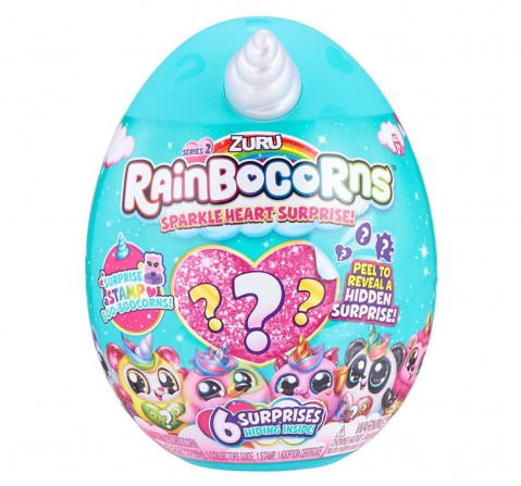 Zuru Rainbocorns Sparkle Heart Surprise Series 2, 3Y+