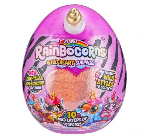 Zuru Rainbocorns Wild Heart Surprise Series 3, 3Y+