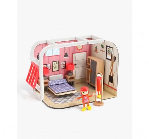 Topbright Shela's Dream Bedroom, Girls, 3Y+, (Multicolor)