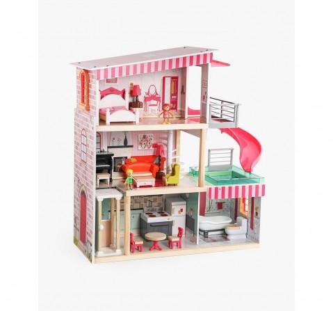 Topbright Bella's Dream Doll House, Unisex, 3Y+, (Multicolor)
