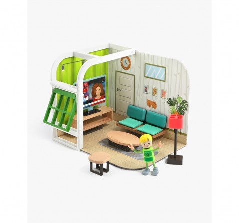Topbright Kevin's Happy Parlour, Girls, 3Y+, (Multicolor)