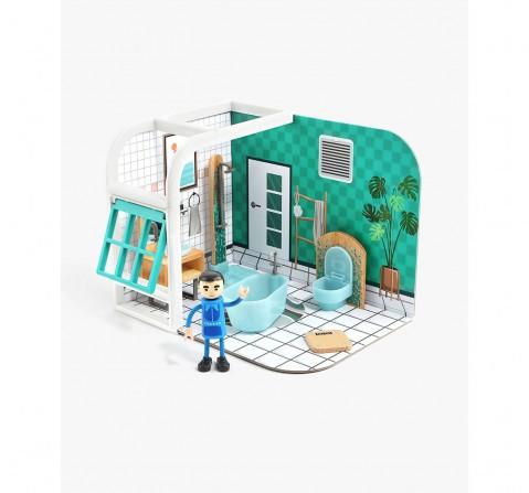 Topbright Simon's Luxury Bathroom, Girls, 3Y+, (Multicolor)