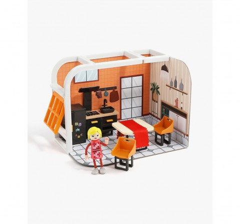 Topbright Bonnie's Sunshine Kitchen, Girls, 3Y+, (Multicolor)