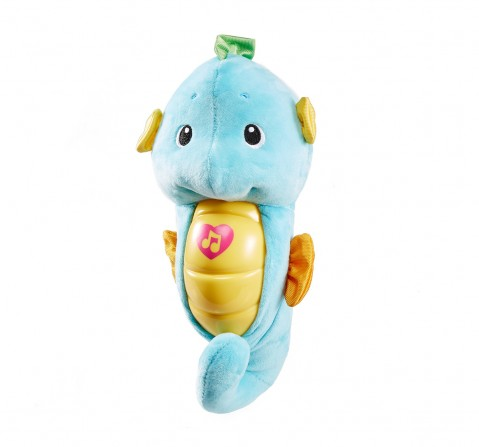 Fisher price Sooth and glow Sea Horse Blue New Born for Kids age 0M+