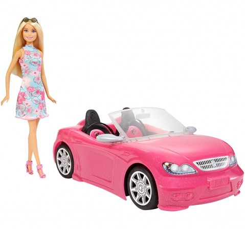 Barbie Doll & Vehicle, Dolls & Accessories for Girls age 3Y+