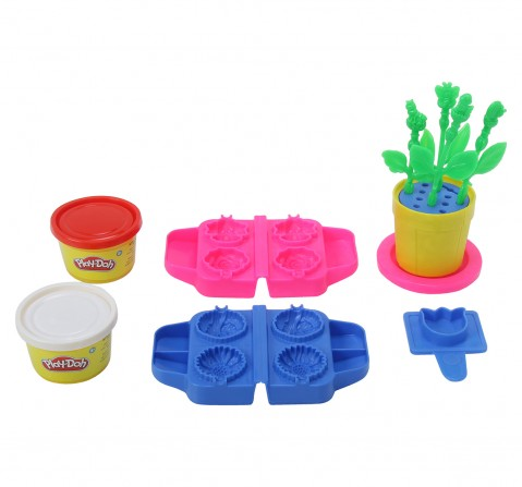 Play-Doh Rose Garden Playset for Kids 3 Years and Up with 2 Non-Toxic Play-Doh Colors Clay & Dough for Kids age 3Y+