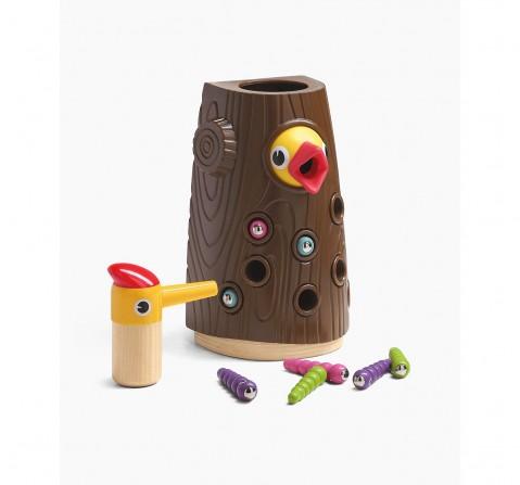 Topbright Woodpecker Feeding Games, Unisex, 2Y+, (Multicolor)