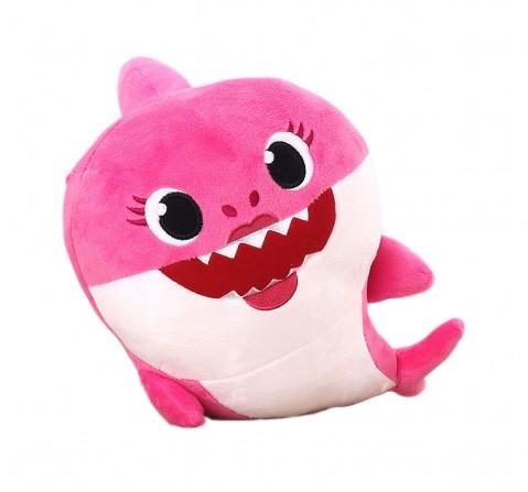 Baby Shark Mommy Shark Plush 20 Cm, 0M+ (Pink)