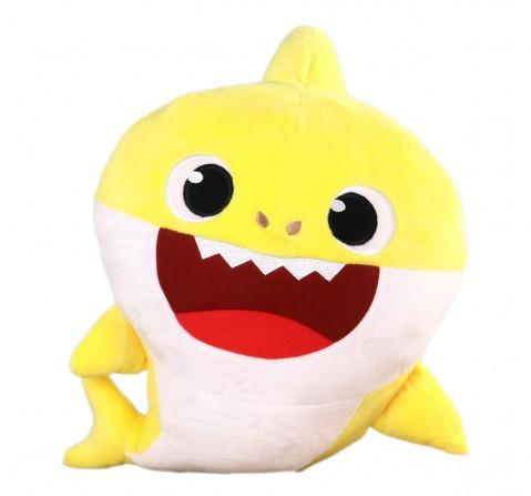Baby Shark Baby Shark Plush 30 Cm, 0M+ (Yellow)