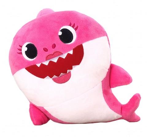 Baby Shark Mommy Shark Plush 30 Cm, 0M+ (Pink)