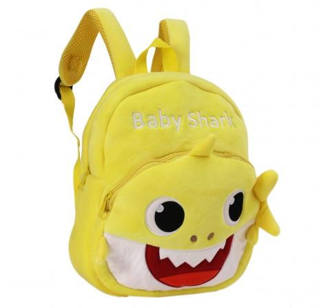 Baby Shark Baby Shark Plush Bag, 0M+ (Yellow)