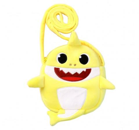 Baby Shark Baby Shark Sling Bag, 0M+ (Yellow)